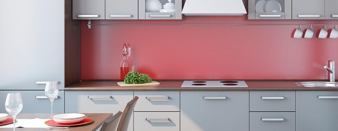 Galer a de im genes decoraci n en color rosa for Cocinas de color rosa